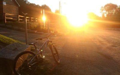 Biking & Cycling, Camping. Mountain Biking Isn't Just For Mountain Towns.
