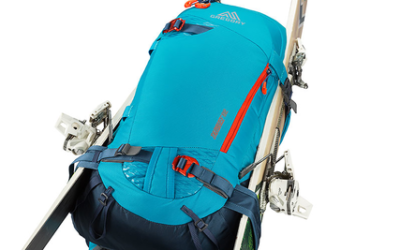 Gregory, Ski & Snowboard. The GREGORY Targhee: Your Backcountry Buddy.