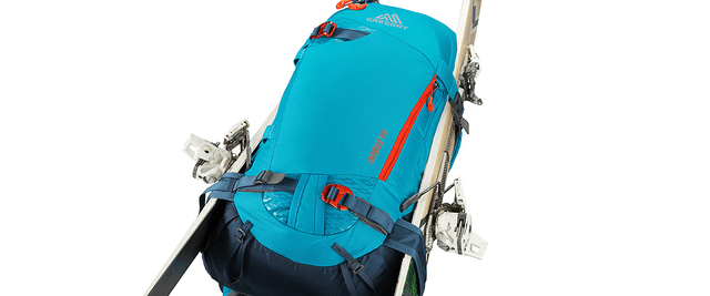 Gregory, Ski & Snowboard. The GREGORY Targhee: Your Backcountry Buddy