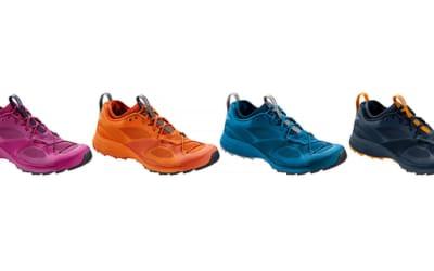 Arc'teryx, Running. Arc'teryx's First Ever Trail Running Shoe: The Norvan VT & Norvan VT GTX.