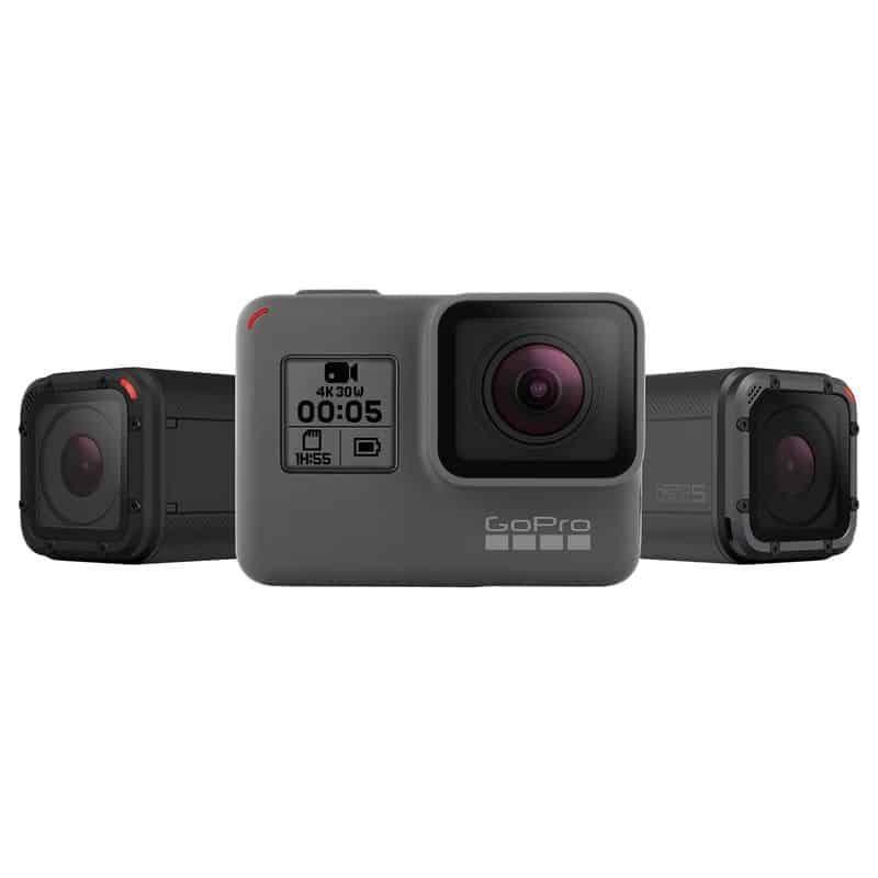 GoPro. Introducing GoPro's Hero5 Black & Hero5 Session
