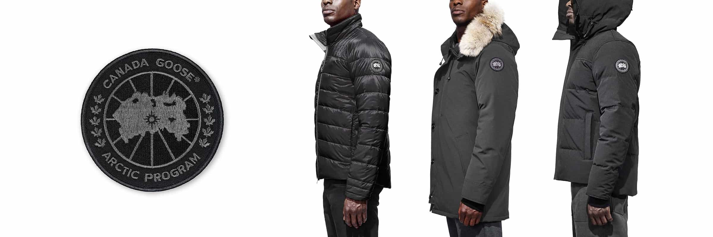 03be9aafe9b What is the Canada Goose Black Label Collection?