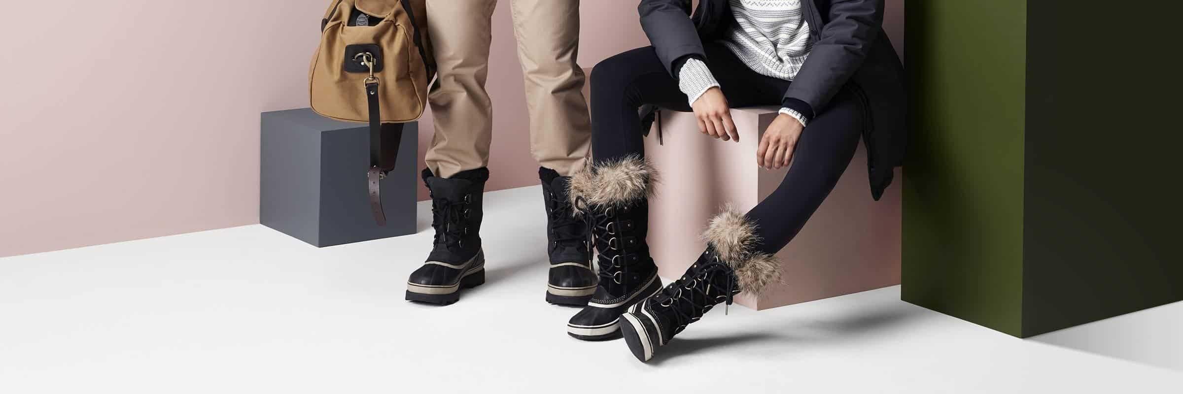 Columbia Sportswear, Kamik, Merrell, The North Face. Guide de l'isolation des bottes d'hiver