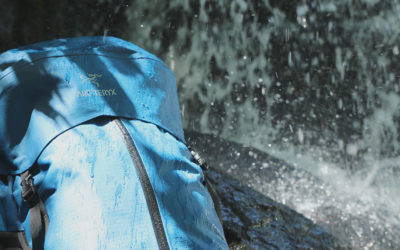 Arc'teryx, Backpacks. A Look at the Revamped Arc'teryx Bora AR 50 Pack.