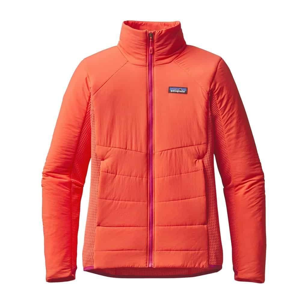 nano-air hybrid jacket