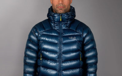 Rab. Taking a Look at the Rab Zero G Jacket.