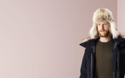 Arc'teryx, Canada Goose, Fjällräven, Mackage, Moncler, Nobis, Quartz Co., The North Face, Winter. Most Popular Men's Coats January 2017.
