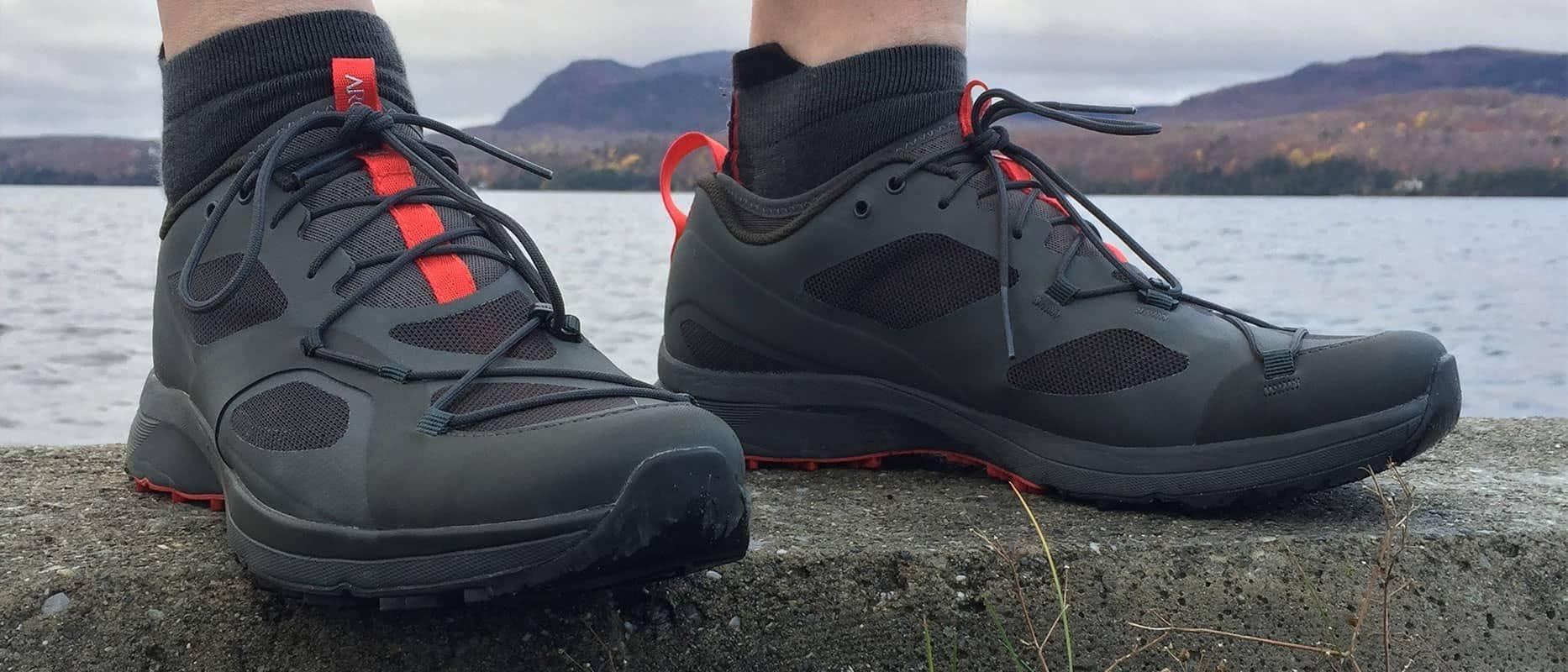 Arc'teryx, Running. Arc'teryx's First Ever Trail Running Shoe: The Norvan VT & Norvan VT GTX