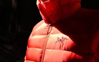 Arc'teryx. Revue du manteau Cerium LT d'Arc'teryx.