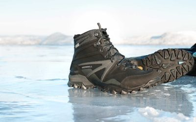 Boots, Merrell, Saucony, Sperry Top-Sider, Winter, Wolverine. With Vibram Arctic Grip™ Soles, You'll Never Slip on Ice Again.
