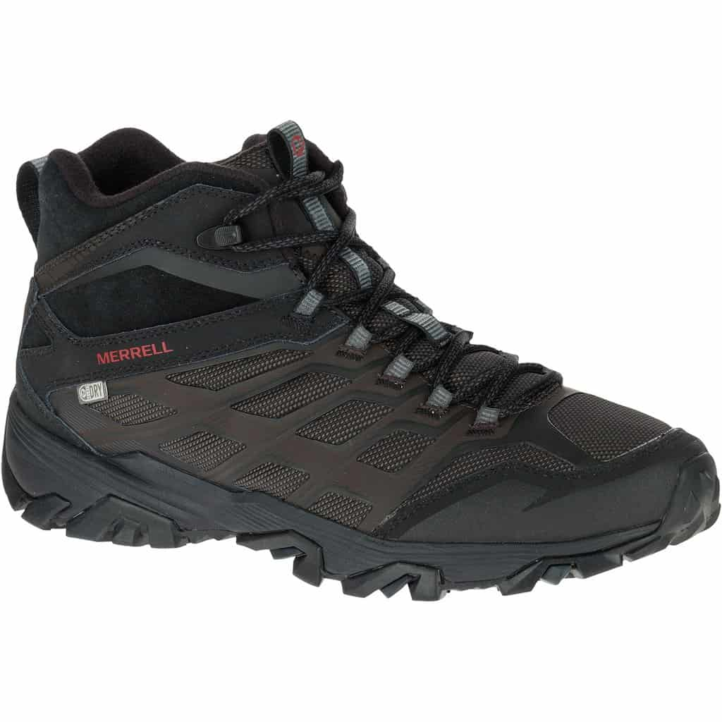 merrell mens moab fst ice thermo