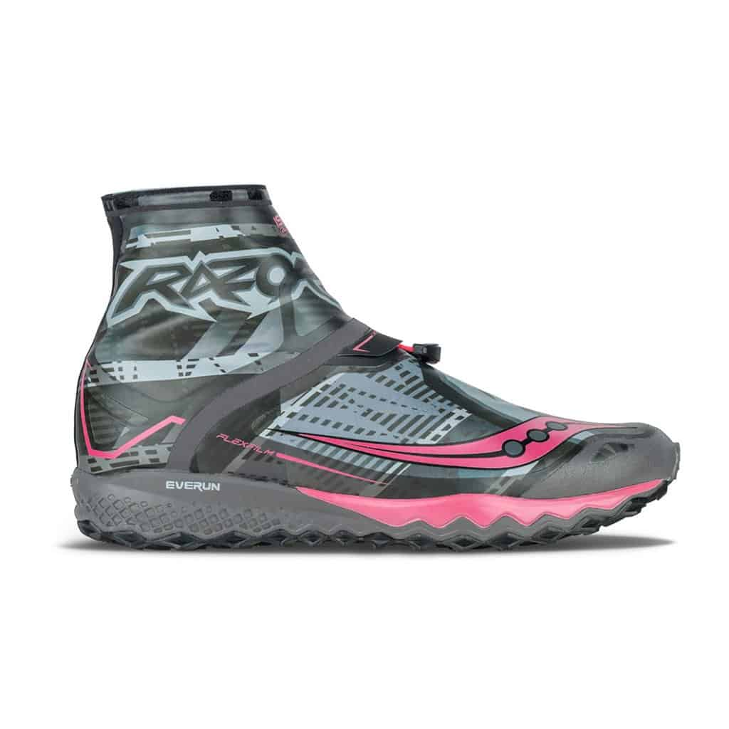 saucony womens razor ice+