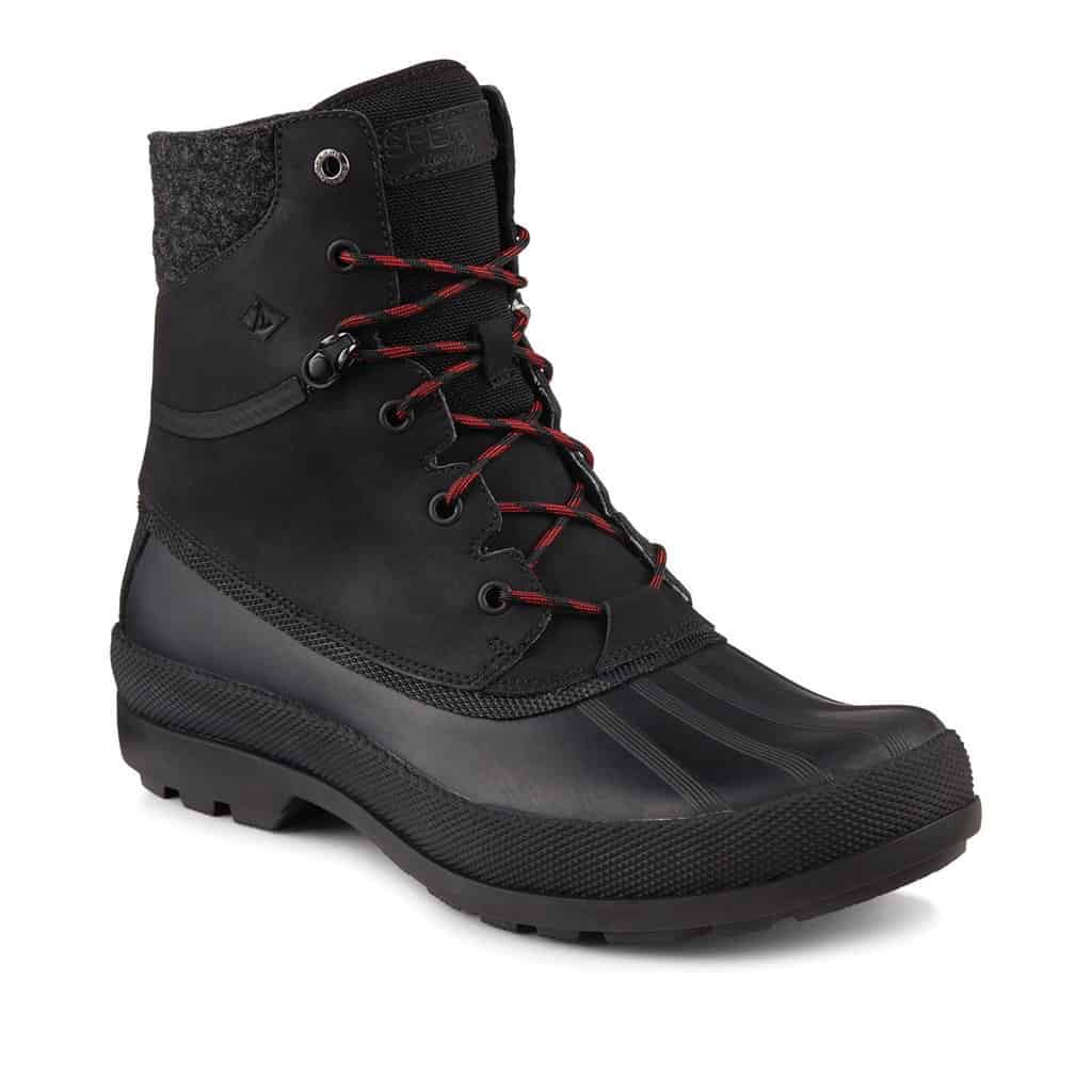 sperry top sider men's cold bay sport ice boot