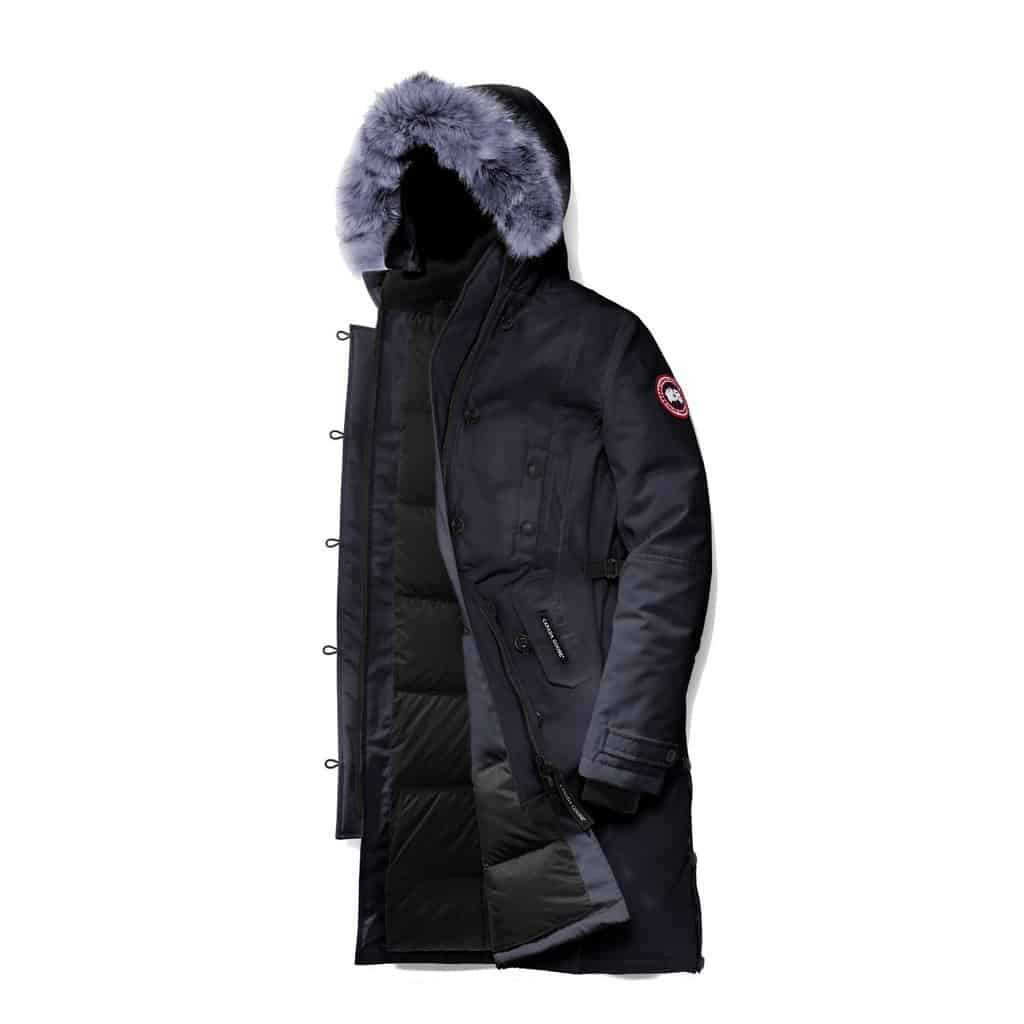 canada goose parka size chart
