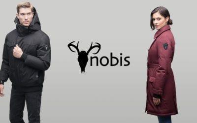 Nobis. Coup d'oeil à la collection Automne-Hiver 2019 de Nobis.