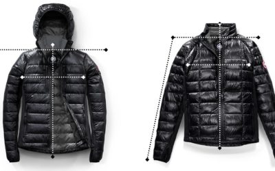 Canada Goose. Canada Goose Sizing Chart.