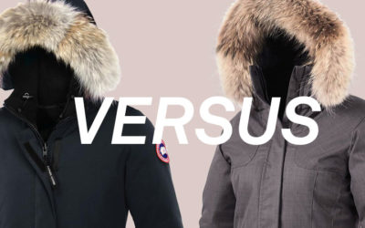 Canada Goose, Hiver, Manteaux, Quartz Co.. Manteau Kimberly de Quartz Co. VS Parka Victoria de Canada Goose.