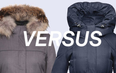 Nobis, Quartz Co., Winter. Quartz Co. Fermont Jacket VS Nobis Astrid Parka.