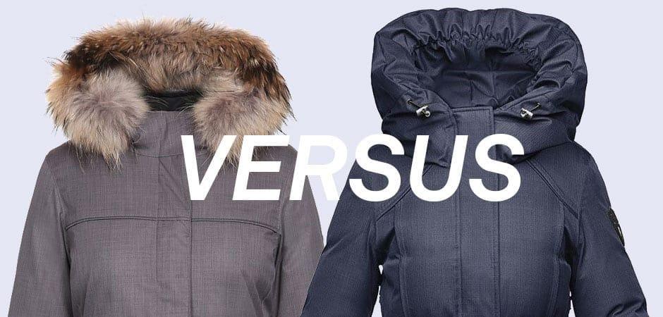 cf59b3731fdc7 Quartz Co. Fermont Jacket VS Nobis Astrid Parka - Altitude Blog