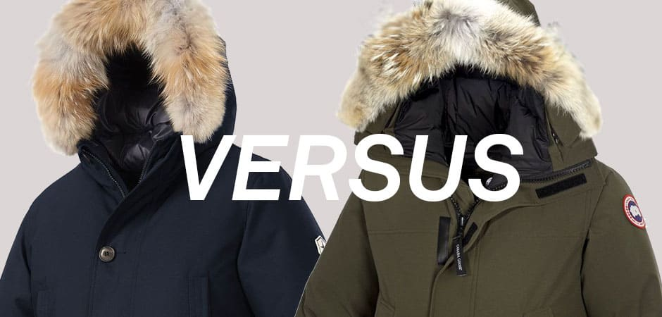 Quartz Co. Belfort Jacket VS Canada Goose Langford Parka