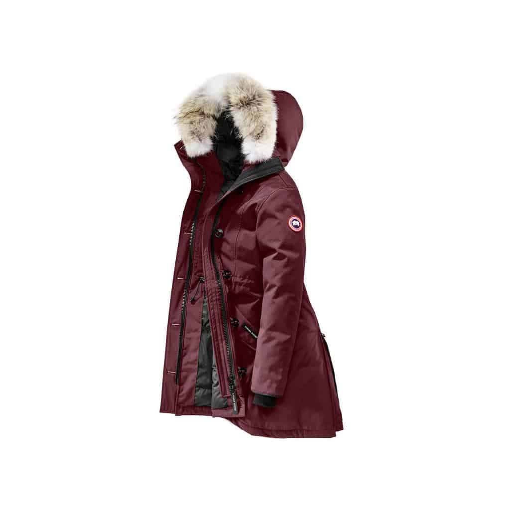 canada goose womens rossclair parka