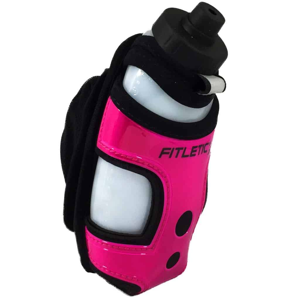 fitletic hydrapocket handheld bottle