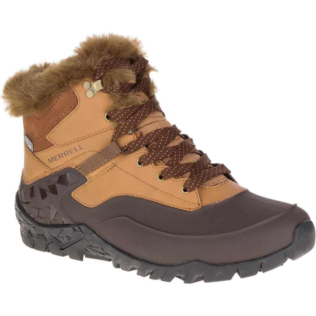 merrell womens aurora 6 ice +