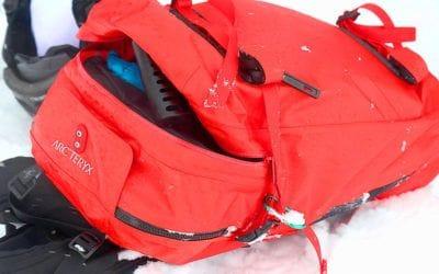 Arc'teryx, Ski & Snowboard. Arc'teryx Voltair Avalanche Airbag Review.