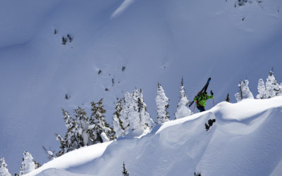 Arc'teryx, Ski & Snowboard. Arc'teryx: A Skier's Journey Season 3.