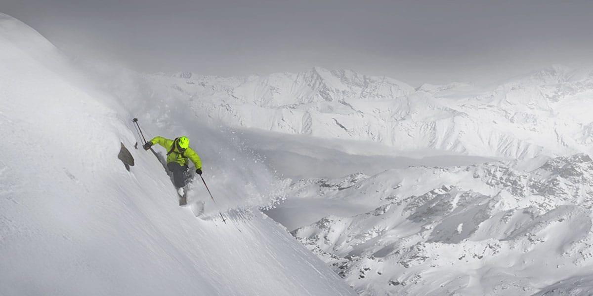 Arc'teryx, Ski & Snowboard. Arc'teryx: A Skier's Journey Final Season