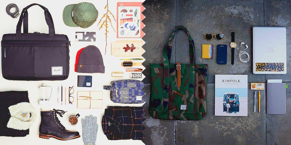 Backpacks, Fjällräven, Herschel Supply Co., JanSport, Lowe Alpine, Matt & Nat, Mountain Hardwear, Osprey, The North Face, Thule. Gift Guide for the Urban & Exotic Explorer