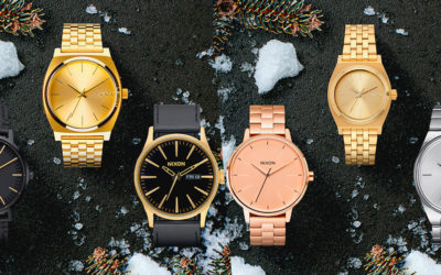 Electric, Filson, Garmin, Nixon, Shinola, Timex. Gift Guide for the Luxury Watch Lovers.