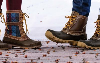 Baffin, Camping, Columbia, Hiking & Trekking, Hush Puppies, Icebreaker, Kamik, Keen, Merrell, Salomon, Saucony, Smartwool, Sorel, Sperry Top-Sider, The North Face, UGG Australia, Winter, winter boots, Wolverine. Winter Boot Guide.