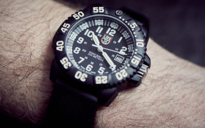 Luminox, Watches. Luminox Navy Seal Colormark 3050 Series Watch Review.