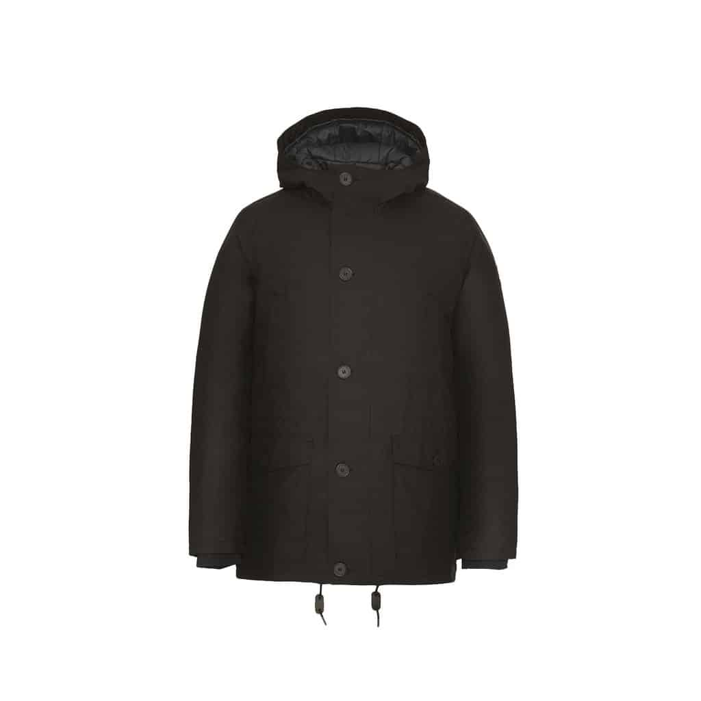 altitude sports x quartz co milkweed insulated parka