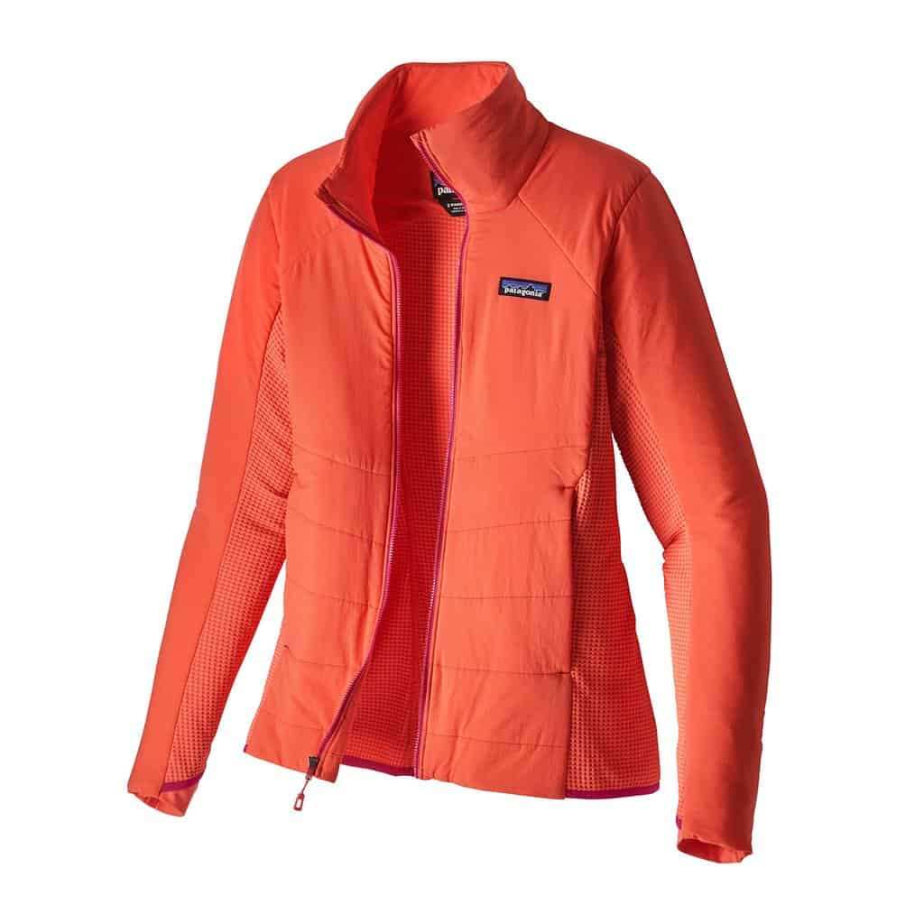 nano-air light hybrid jacket
