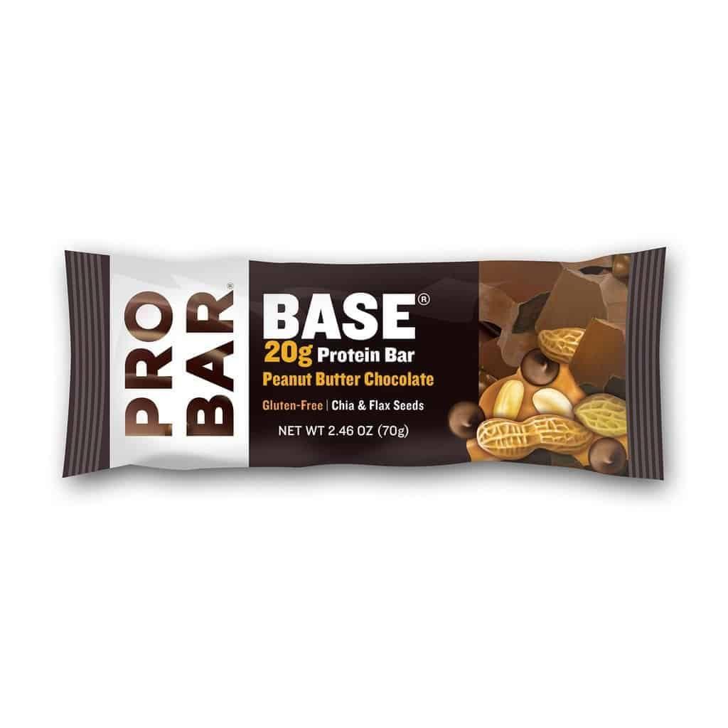 probar peanut butter chocolate chip bar
