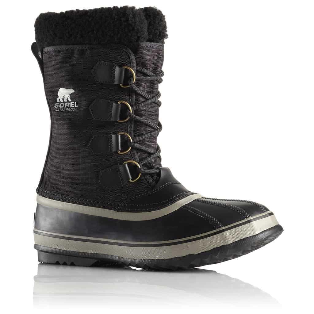 sorel mens 1964 pac nylon waterproof boots