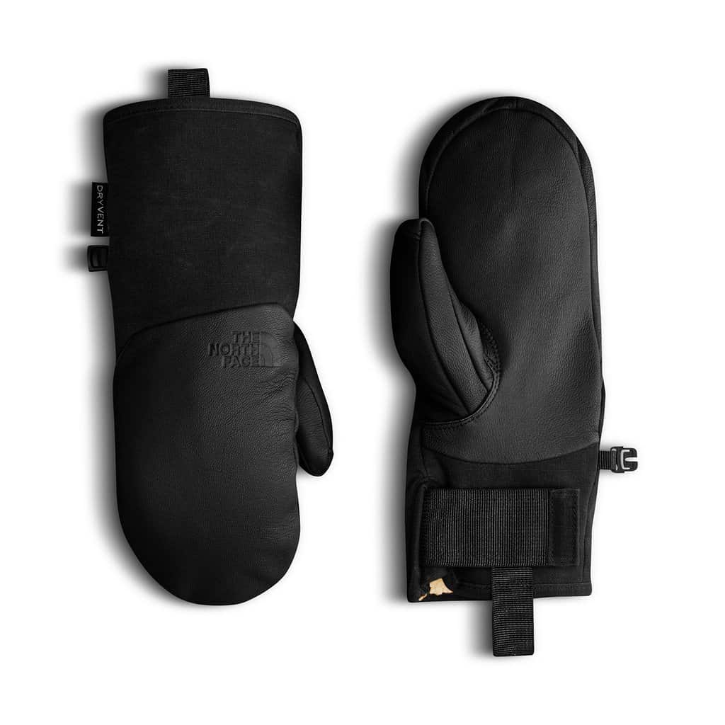 the north face solo mitts