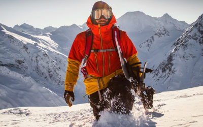 Arc'teryx, Dynafit, Norrona, Patagonia, Ski & Snowboard, The North Face. Top 5 Ski Kits for Men 2017.