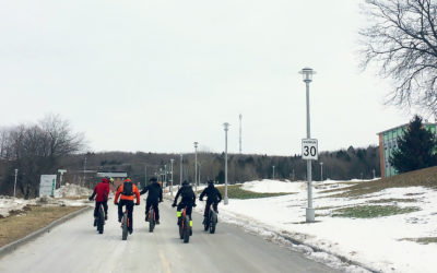 Arc'teryx, Buff, Castelli, Dynafit, Louis Garneau, Norrona, The North Face. What to Wear Fat Biking this Winter.