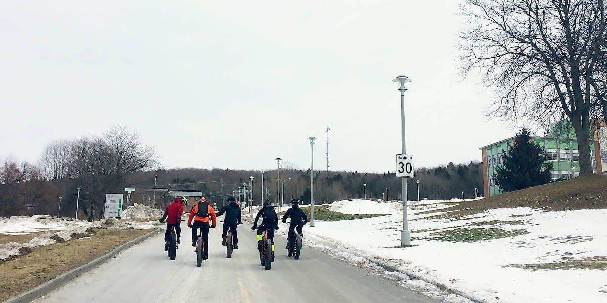 Arc'teryx, Buff, Castelli, Dynafit, Louis Garneau, Norrona, The North Face. What to Wear Fat Biking this Winter