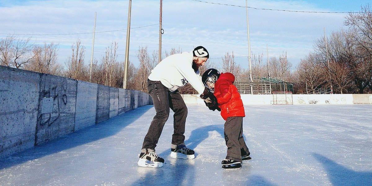 Kids. Teaching Your Kids to Skate