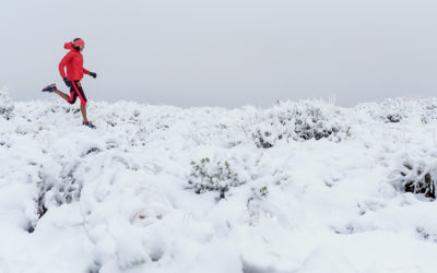 Hillsound, Icebreaker, Petzl, Running, Salomon. How to Winterize Your Running Routine.