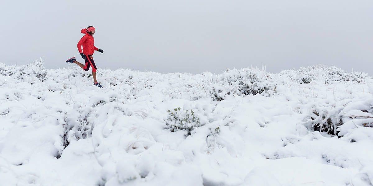 Hillsound, Icebreaker, Petzl, Running, Salomon. How to Winterize Your Running Routine