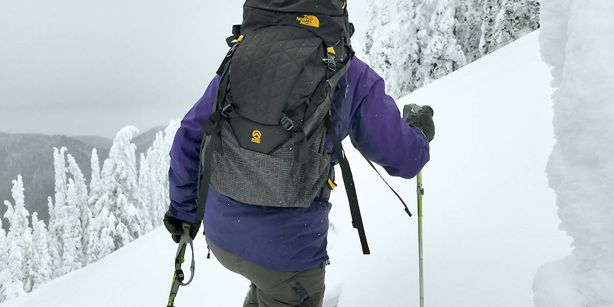 963a867e1 The North Face Cobra 52L Alpine Expedition Pack Review - Altitude Blog