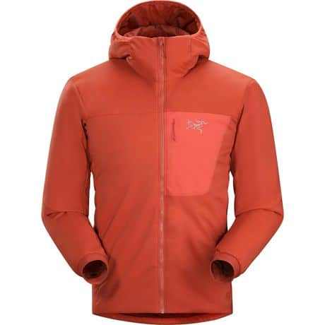 arcteryx mens mid layer