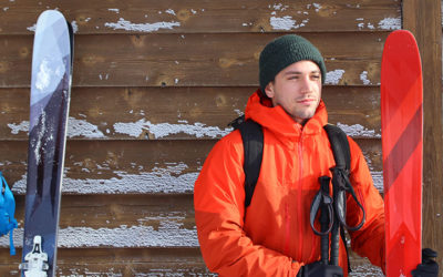 Dynafit, Ski & Snowboard. Dynafit Yotei GTX Jacket Review.