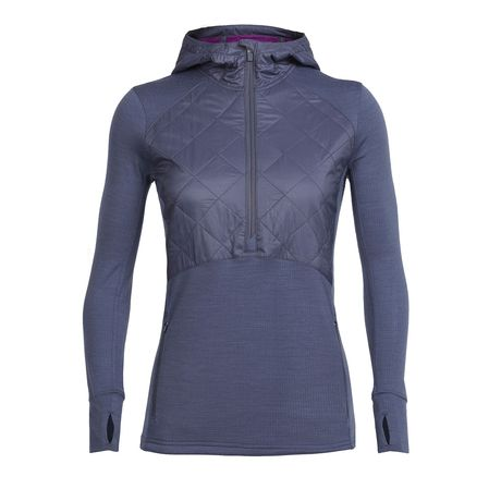 icebreaker womens mid layer