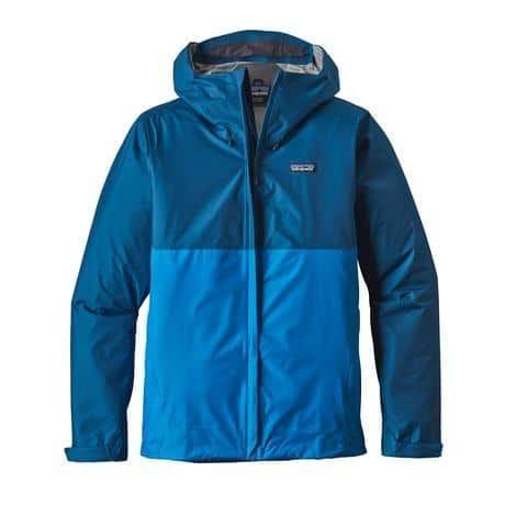 mens patagonia rain coat